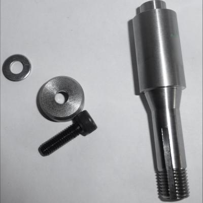 Cutter arbor W12 Ø 12 mm /Fräser-Aufnahmedorn W12 Ø 12 mm /D