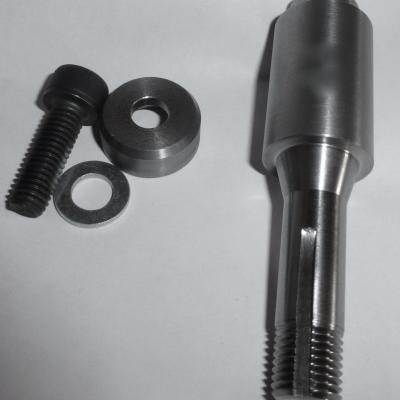 Fräser-Aufnahmedorn W12 Ø16 mm /D