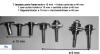 7 saw cutter holder ø 10 mm + carbide cutter ø 40 mm/l