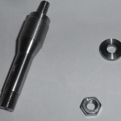 Fräser-Aufnahmedorn W10 Ø6 mm /D