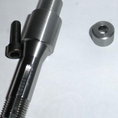 Cutter arbor W12 Ø 8 mm /Fräser-Aufnahmedorn W12 Ø 8 mm /D/H