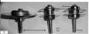 3 saw cutter holder  + carbide cutter /l