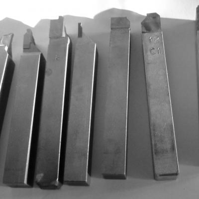 7  lathe tool 12 mm