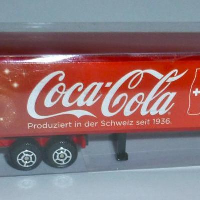 Coca Cola Christmas xmas truck moravia
