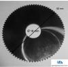 Fraises scies carbure monobloc Ø 63 mm + épaisseur