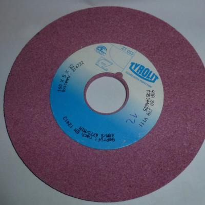 Tyrolit:spare grinding wheel 160 x 5 mm  fixation hole 32 mm