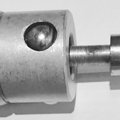 Adjustable depth stop F38 schaublin