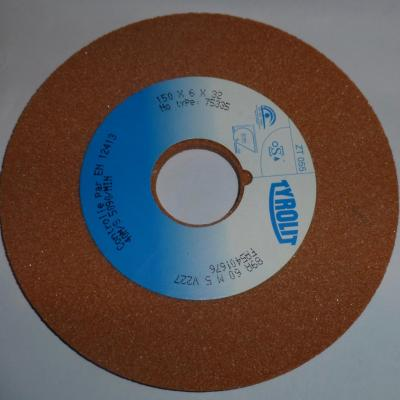 Tyrolit:spare grinding wheel 150 x 6 mm  fixation hole 32 mm