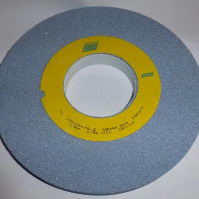 Norton:spare grinding wheel 225 x 20 mm  fixation hole 76,2 mm
