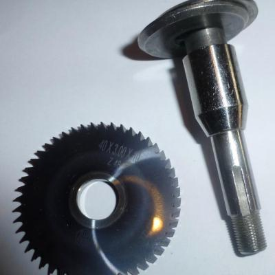 Cutter arbor B8  Ø 10 mm /Fräser-Aufnahmedorn B8  Ø 10 mm /+ guter carbure
