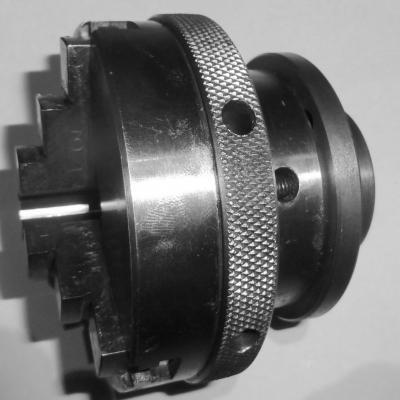 3-jaw chuck, ∅ 100 mm schaublin 102