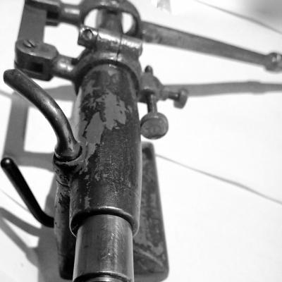 Schaublin 70 Contre-poupée de perçage à levier W12