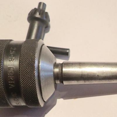 Mandrin de perçage capacité 2,5-16 mm PORTA  cône morse 2