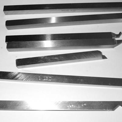 7  Outils  SECTION CARRE DE  10 mm acier rapide