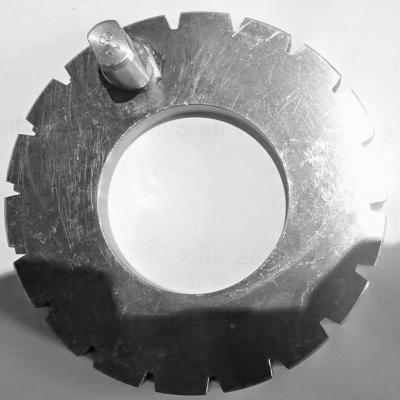 Plateau diviseur circulaires nombres de dents :18