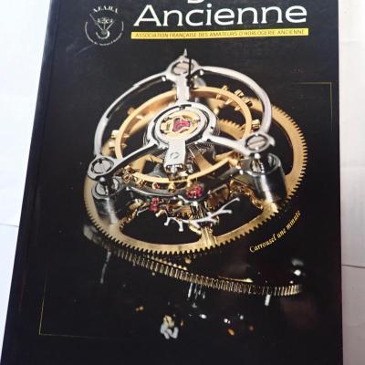 Horlogerie Ancienne revue n°65 juin 2009