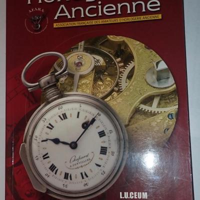 Horlogerie Ancienne revue n°61 juin 2007