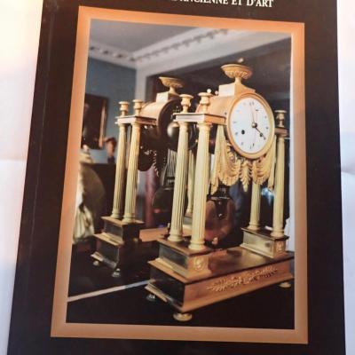 Horlogerie Ancienne revue n°112  2008.