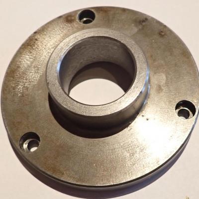 Falsche Platte 110 mm zur Maschine