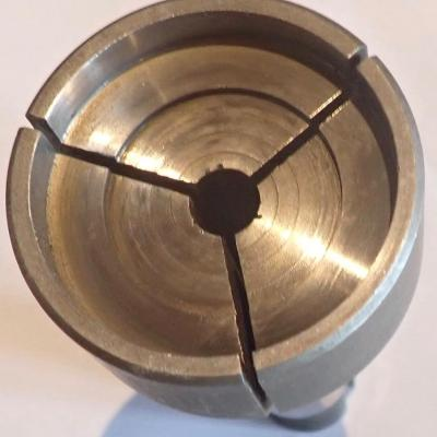 Vorgearbeitete Glockenzangen GR1  Ø 48mm