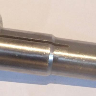 Vorgearbeitete Glockenzangen GR1  Ø37 mm
