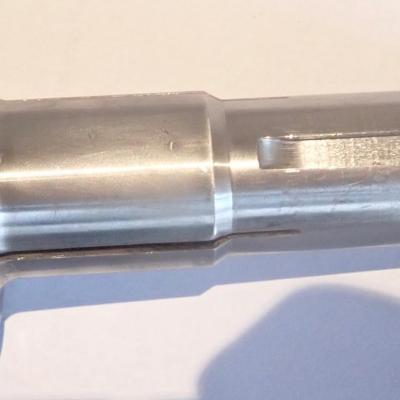 Vorgearbeitete Glockenzangen GR1  Ø29 mm