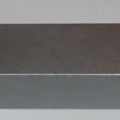 0utside thread cutting tool metric 45°/5°, Shank 12 mm,po W12 schaublin.