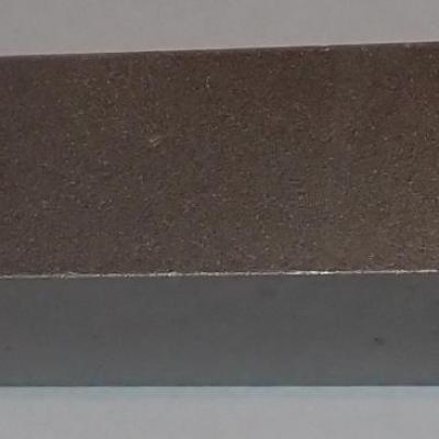 Outil à fileter extérieur section 16 mm 45°/5° pour type W20 schaublin.