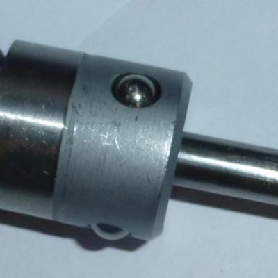Butée de profondeur réglable pour pince type F27 schaublin