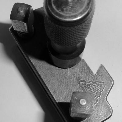 TRIPAN N°131- Porte-outils pour burin max. Ø12x12 mm
