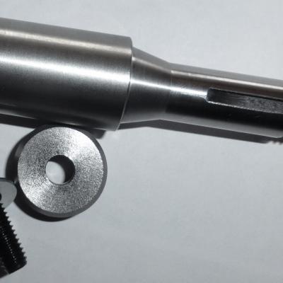Fräser-Aufnahmedorn W12 Ø 10 mm /D/E
